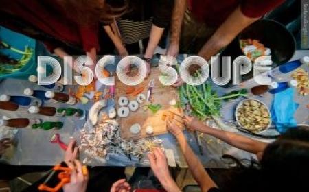 Vendredi à la Salle des Fêtes dès 22h : La première Disco Soupe romande !